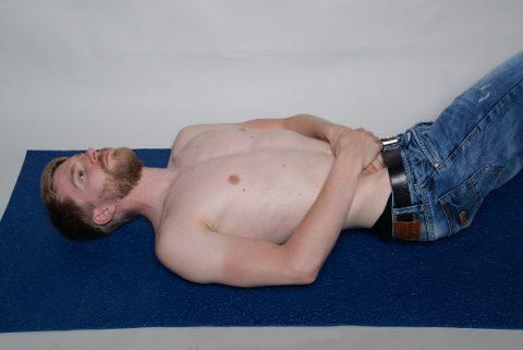 Iliopsoas muscle pain & trigger points