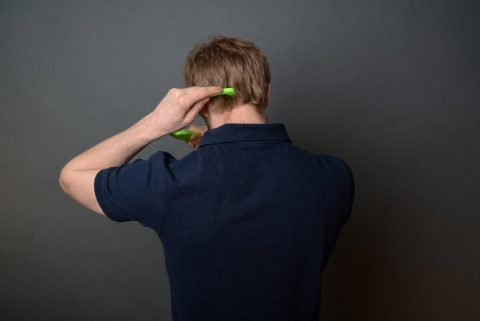 stiffness in the neck can make it difficult for drivers to