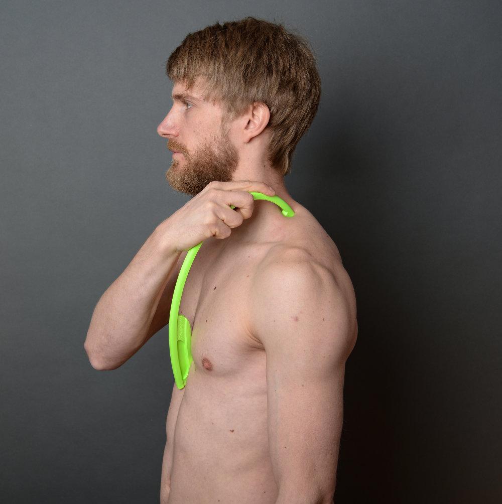 Trapezius Muscle Pain Trigger Points