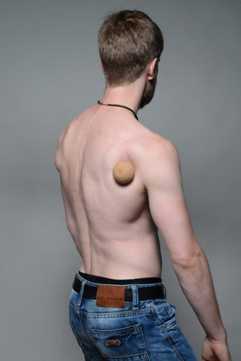 Shoulder blade pain - Relieve it yourself