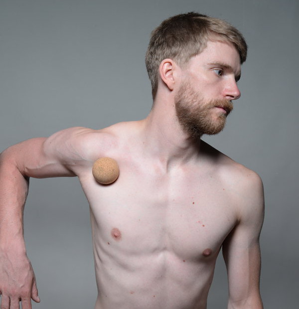 Treating muscle pain in the chest yourself
