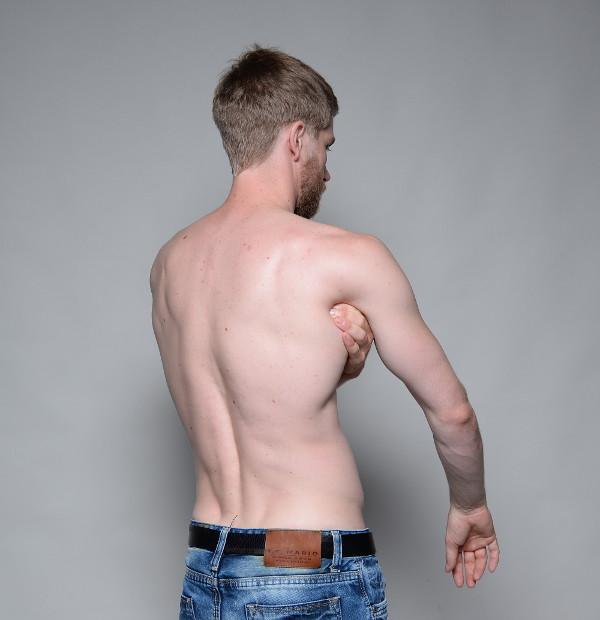 Shoulder Blade Pain Relieve It Yourself